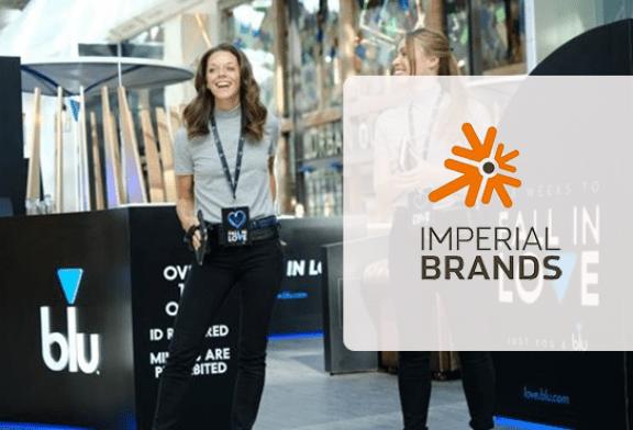 ECONOMIE : Imperial Brands progresse en bourse et s'investit sur le marché de la vape !