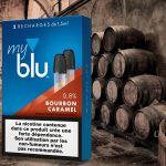 סקירה / בדיקה: בורבון קרמל (טווח meblu) על ידי blu
