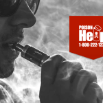 UNITED STATES: The poison control center lists more than 920 exposures to the e-cigarette since the beginning of the year.