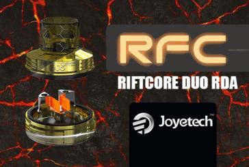 INFO BATCH : Riftcore Duo RDA (Joyetech)