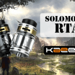 מידע נוסף: Solomon 2 RTA 5ml (Kaees)