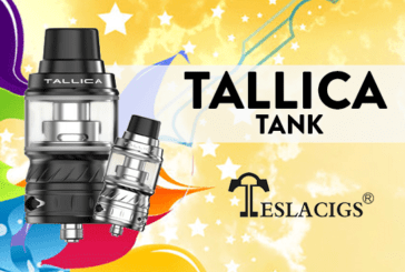 INFO BATCH : Tallica Tank (Teslacigs)
