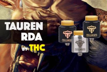 INFO BATCH : Tauren RDA (THC)