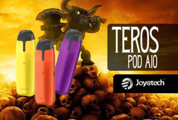 INFO BATCH : Teros Pod Aio (Joyetech)