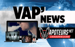 VAP'NEWS: The e-cigarette news of Friday 8 Mars 2019.