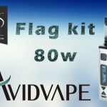 REVUE / TEST : Flag 80W KIT par Avidvape