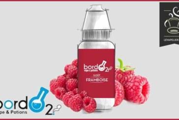 REVUE / TEST: Raspberry (gamma classica) di BordO2