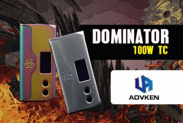 מידע נוסף: Dominator 100W TC (Advken)