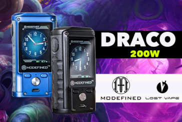 BATCH INFO: Draco 200W (Modefined / Lost Vape)