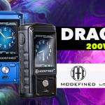 INFO BATCH : Draco 200W (Modefined / Lost Vape)