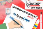 JOB OFFER: Sales Administration Manager (M / F) - Innocigs - Paris (75)
