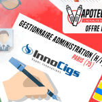 Stellenangebot: Sales Administration Manager (M / W) - Innocigs - Paris (75)