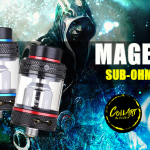 INFO BATCH : Mage Sub-ohm (Coil Art)