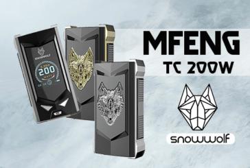 מידע נוסף: Mfeng TC 200W (Snowwolf)