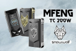 מידע נוסף: Mfeng TC 200W (Snowwolf)