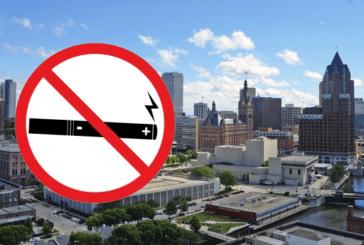 ÉTATS-UNIS : La ville de Milwaukee interdit l'e-cigarette dans les lieux publics.