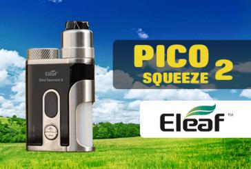 INFO BATCH : Istick Pico Squeeze 2 (Eleaf)