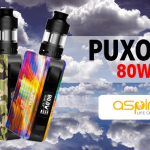 INFO BATCH : Puxos 80W (Aspire)
