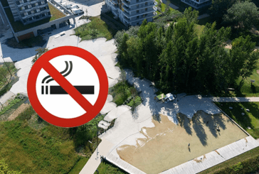 FRANCE : Strasbourg, la première ville à interdire la cigarette dans ses parcs ?