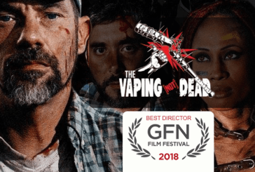 CULTURE : The Vaping Not Dead reçoit le prix « Best Director » au GFN 2018.
