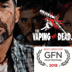 文化:Vaping Not Dead在GFN 2018获得最佳导演奖。