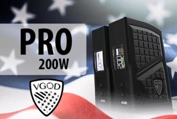 INFO BATCH : Pro 200 (VGOD)