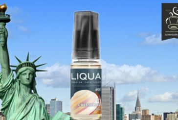 REVUE / TEST: ניו יורק עוגת גבינה (טווח מערבבים) על ידי Liqua