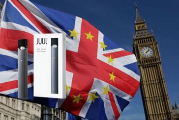 ROYAUME-UNI : Après son carton aux Etats-Unis, l'e-cigarette Juul débarque en Europe !