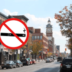 CANADA : La ville de Peterborough inclut l'interdiction de l'e-cigarette dans les lieux publics.