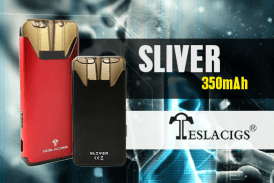 INFO BATCH : Sliver 350mAh (Teslacigs)