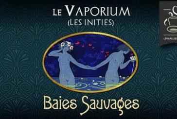 REVUE / TEST : Baies Sauvages (Gamme Les initiés) par Le Vaporium