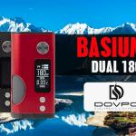 INFO BATCH : Basium dual 18650 (Dovpo)