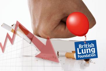 REGNO UNITO: Diminuzione di 75% del numero di aiuti per smettere di fumare negli anni 10.