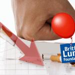 הממלכה המאוחדת: ירידה של 75% ממספר עזרי הפסקת עישון בשנות 10.