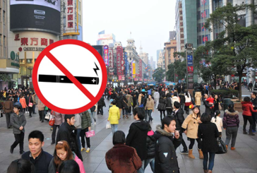 CHINA: Regulators demand a ban on e-cigarettes in the public space.