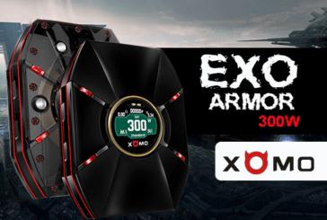 INFORMAZIONI SUL LOTTO: EXO-Armor 300W TC (Xomo)