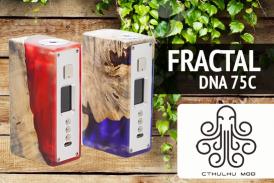 INFO BATCH : Fractal DNA 75C (Cthulhu Mod)
