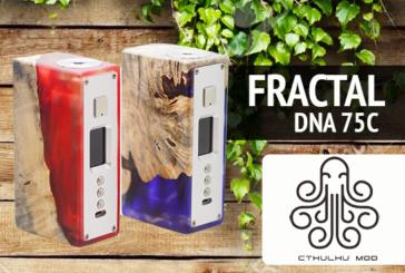 BATCH INFO: DNA frattale 75C (Mod Cthulhu)