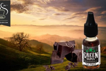 REVUE / TEST: Dark Virginia (Classical Range) by Green Vapes