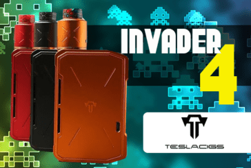 INFO BATCH : Invader IV 280W (Teslacigs)