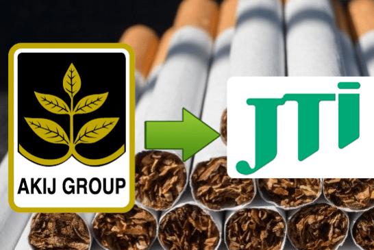 ECONOMIE : Japan Tobacco fait l'acquisition d'une compagnie de tabac au Bangladesh