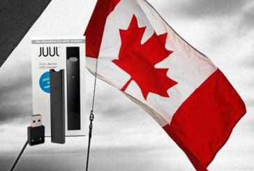 ECONOMIE : Après les Etats-Unis, l'e-cigarette Juul débarque au Canada !