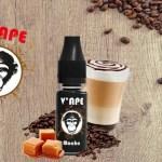 סקירה / בדיקה: מוקה (טווח שחור) על ידי V'ape