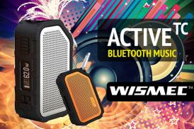 INFO BATCH : Active Bluetooth Music TC (Wismec)