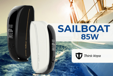 INFO BATCH : Sailboat 85W (Think Vape)