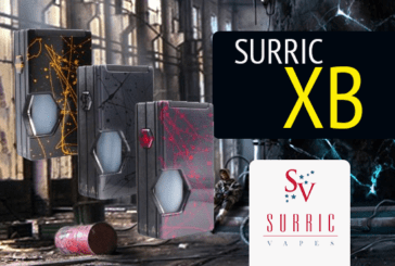 INFORMAZIONI SUL LOTTO: Surric XB (Surric Vapes)