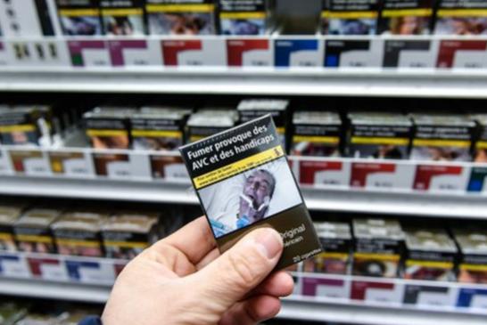 ФРАНЦИЯ: Вступление в силу новых цен на сигаретные пакеты