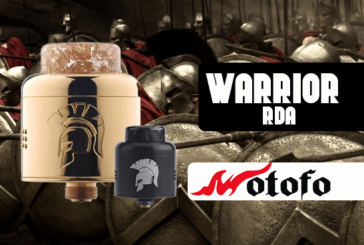 BATCH INFO: Warrior RDA (Wotofo)