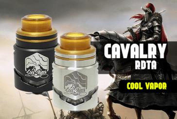 INFO BATCH : Cavalry RDTA (Cool Vapor)