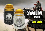 INFO BATCH : Cavalry RDTA (Cool Vapor)